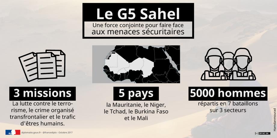 """Résultat de recherche d'images pour """"Force conjointe du G5 Sahel"""""""