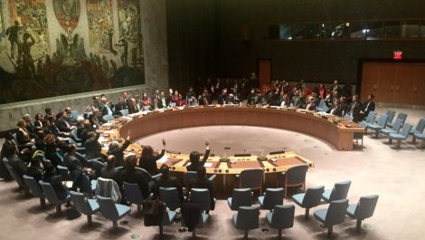 United Nations Security Council Resolution 918