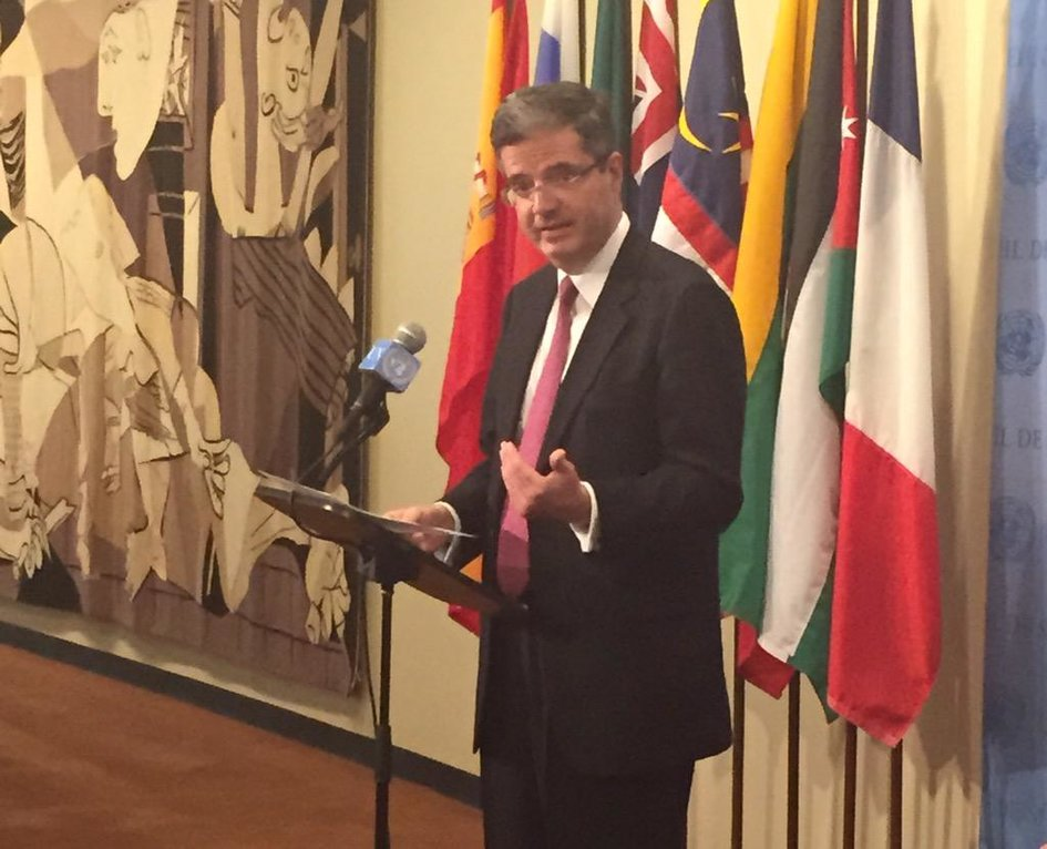 4 March 2016 Mali Unsc Welcomes Algiers Draft Peace Agreement